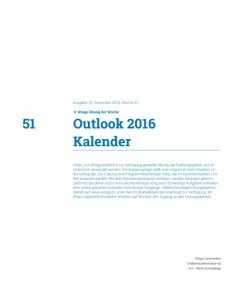 UdW 1651 Outlook Kalender