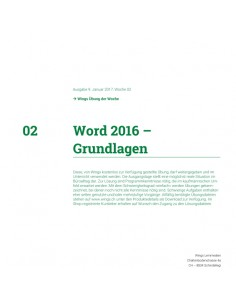 UdW 1702 Word Grundlagen