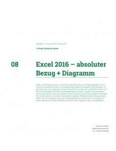 UdW 1708 Excel Bezüge Diagramm