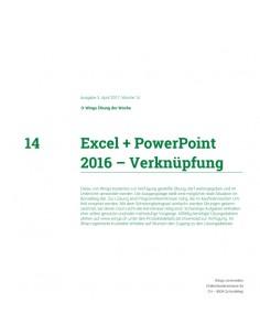 UdW 1714 Excel PowerPoint