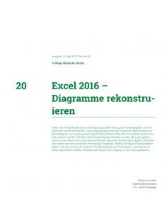 UdW 1720 Excel Diagramme