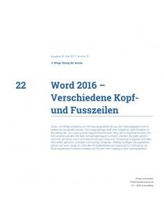 UdW 1722 Word Kopf_Fusszeile