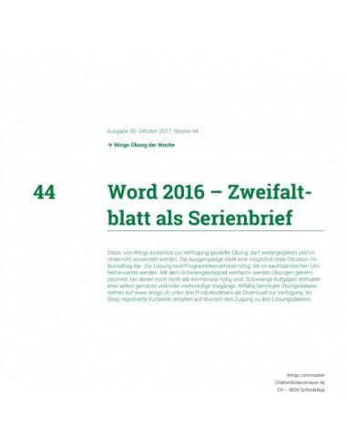 UdW 1744 Word Faltblatt