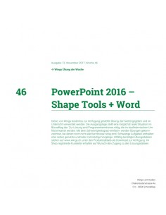 UdW 1746 PowerPoint Shape...