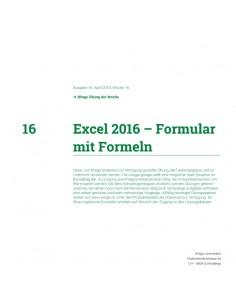 UdW 1816 Excel Formulare...