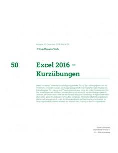 UdW 1850 Excel Verweise