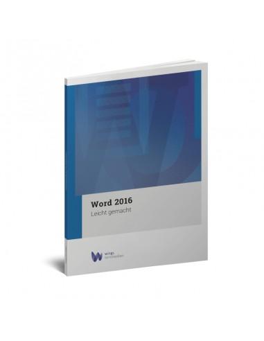 Word 2016 leicht gemacht