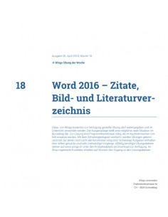 UdW 1818 Word Zitate und...