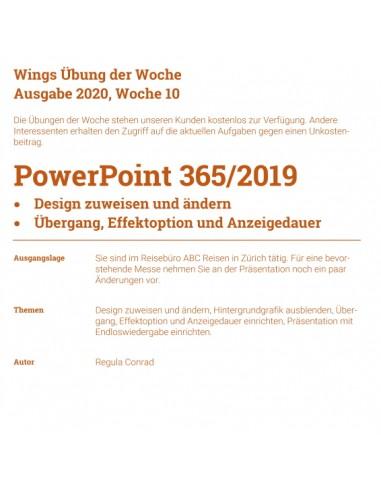 UdW 2010 PowerPoint Design und Übergänge