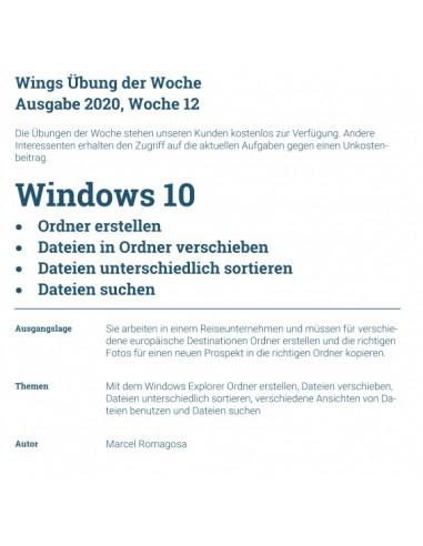UdW 2012 Windows Explorer