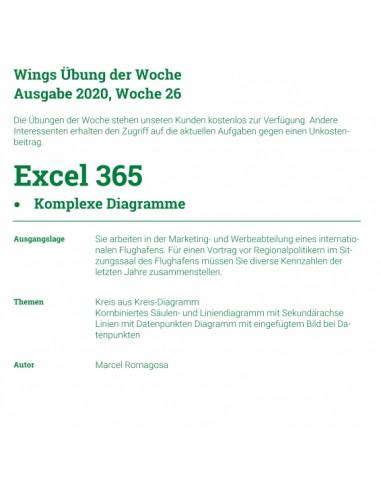 UdW 2026 Excel Komplexe Diagramme