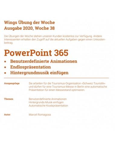 UdW 2038 Automatische Präsentation...