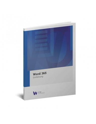 Word 365 Einführung