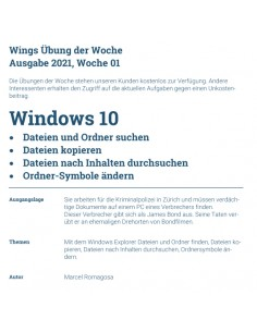 UdW 2101 Windows Explorer