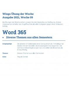 UdW 2109 Word Tabellen,...