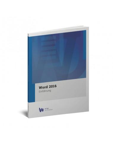 Word 2016 Einführung