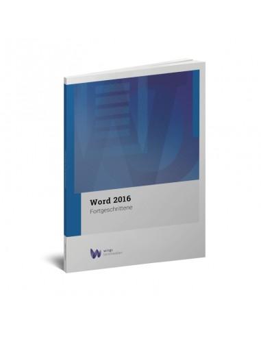 Word 2016 Fortgeschrittene