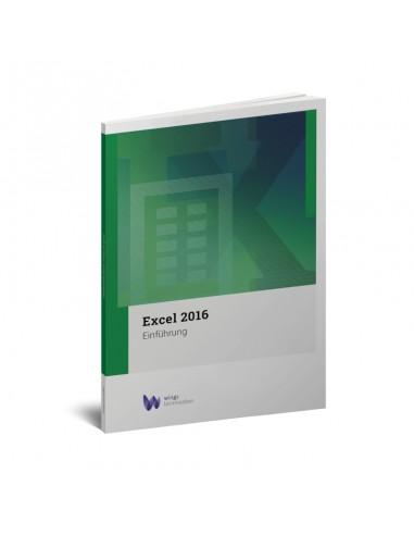 Excel 2016 Einführung