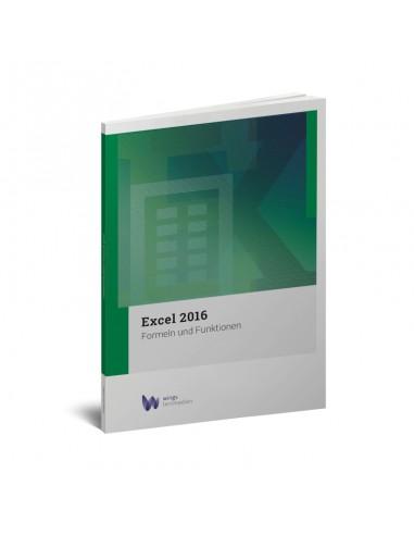 Excel 2016 Formeln und Funktionen