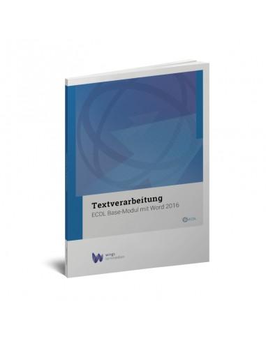 ECDL Textverarbeitung mit Word 2016